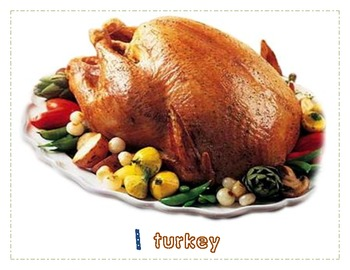 1, 2, 3 Thanksgiving!  A Counting Book