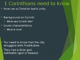 1 + 2 Corinthians Power Point