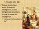 1+2 Kings Bible Power Point Walkthrough
