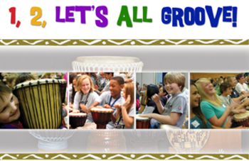 1, 2, Let's All Groove (Sample Activity)