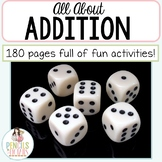 Addition Games and Centers
