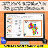 DISTANCE LEARNING: Africa Geography & Research for Google