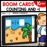 COUNTING adding one more |Boom Cards Distance Learning |Mo