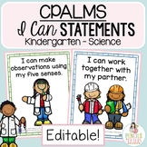 Florida CPALMS Science I Can Statements