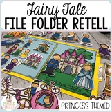 Fairy Tale Retell and Sequence Activities