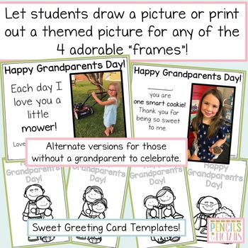Grandparents Day Activities and Crafts