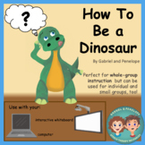 Interactive Story for Speech Therapy - Dinosaurs
