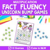 Math Fact Fluency {Unicorn Multiplication Games}
