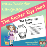 Mini Book for Language: The Easter Egg Hunt
