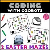 Ozobot Activity Easter Maze
