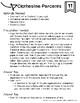 Percents | 6th Grade Math Workshop Activities