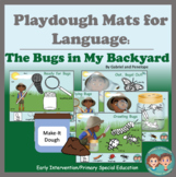 Playdough Mats for Speech & Language Therapy - The Bugs in