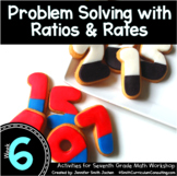 Problem Solving with Ratios & Rates | 7th Math Workshop Ac