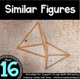 Similar Figures   7th Grade Math Workshop   TEKS, CCSS and