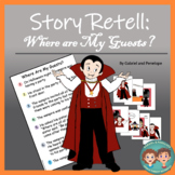 Story Retell and Sequencing: Halloween