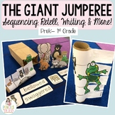 The Giant Jumperee Book Companion - Sequencing, Writing, Crafts & More!