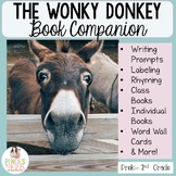 1/2 OFF 24 HRS! The Wonky Donkey Companion Resource - ELA Crafts & Writing