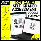 Dot Cards to 10 Math Self-Grading Assessments | Module 1 Lesson 5