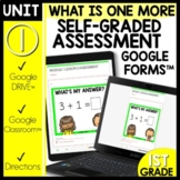 One More than Math Self-Grading Assessments | Module 1 Lesson 3