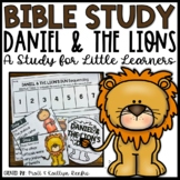 Daniel and the Lions' Den Bible Study