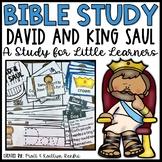 David and King Saul Bible Study