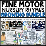 Nursery Rhymes Sensory Bins - Set 1
