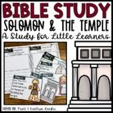 Solomon Builds the Temple Bible Study