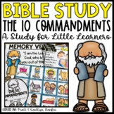 The 10 Commandments Bible Study
