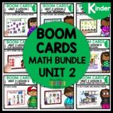 BOOM CARDS Distance Learning BUNDLE KINDERGARTEN Module 2