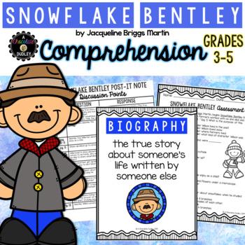 Snowflake Bentley Comprehension