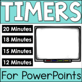 PowerPoint Timers