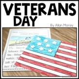 Veterans Day Book Response