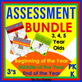Kindergarten Assessments | Preschool Assessments 3 Year Ol