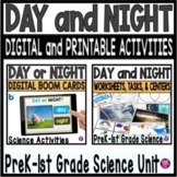 Objects in the Day and Night Sky   Digital and Printable Science Activities