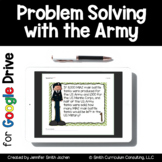 Problem Solving with Army Task Cards Google Drive Distance
