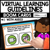 Virtual Learning Guidelines | BOOM CARDS Distance Learning