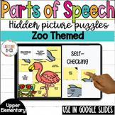 Parts of Speech Digital Activity