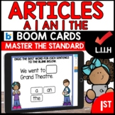 Articles A, An, The L.1.1h BOOM Cards Distance Learning