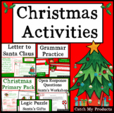 Christmas Activities for Second Grade