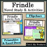 Frindle Novel Study Bundle for Promethean Board Software