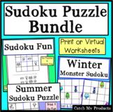 Sudoku Puzzle Booklet Bundle