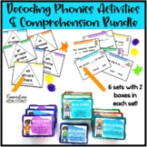 Onset and Rime Building Word Fluency Activities Bundle