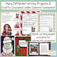 Mega Christmas Bundle -  ELA Practice, Transitional Words, Crafts, & More!!!