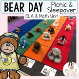 Teddy Bear Picnic and Sleepover