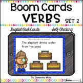 Boom Cards - Verbs Set 2