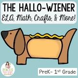 The Hallo-Wiener Book Companion - ELA, Math, Crafts, Center Activities, & More