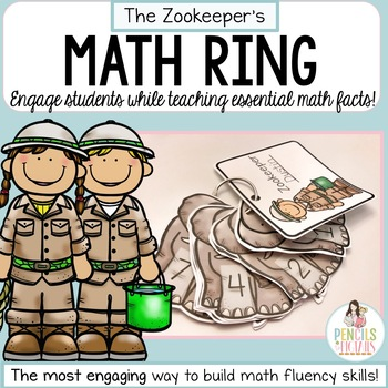 Math Facts and Review System for Kindergarten