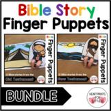 Bible Story Finger Puppets Bundle