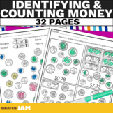 Real Life Money Skills   Money Worksheets   Counting Money