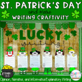 St. Patrick's Day Writing Craftivity